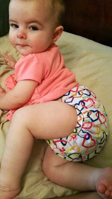 EcoAble All in two cloth diaper review